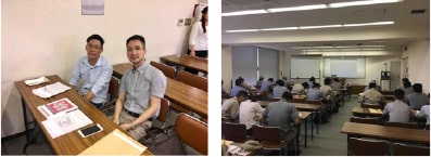 定期訪問 日本語教育